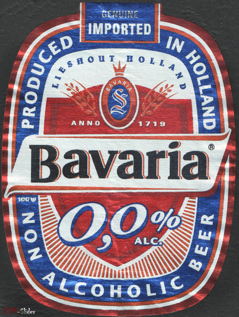 Bavaria Holland - 0,0% - Non Alcoholic beer - Produced in Holland