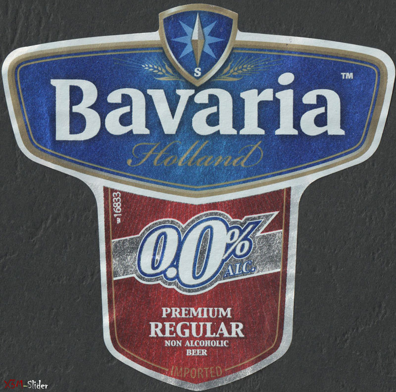 Bavaria Holland - 0.0% - Premium Regular non alcoholic beer