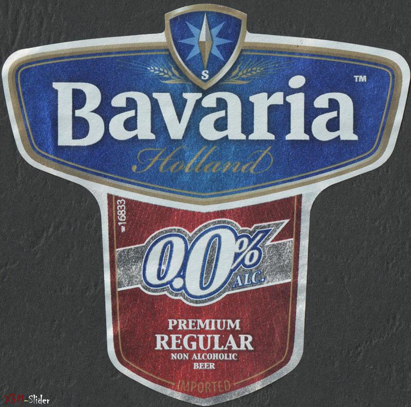 Bavaria Holland - 0.0% - Premium Regular non alcoholic beer