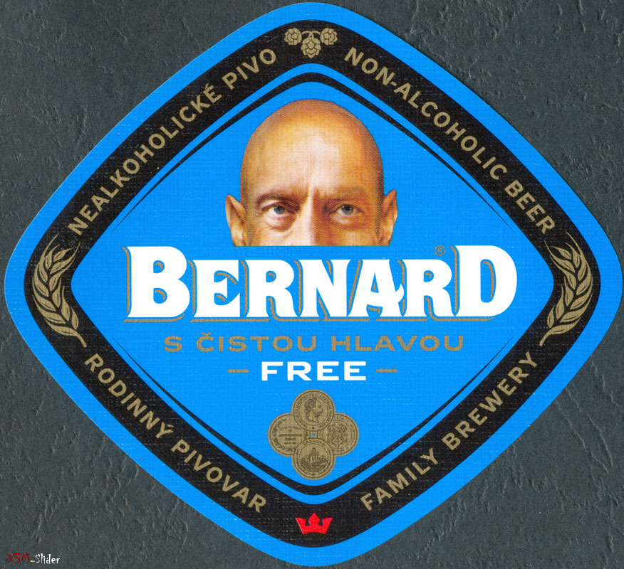 Bernard Free - S cistou Hlavou - Nealkoholicke Pivo