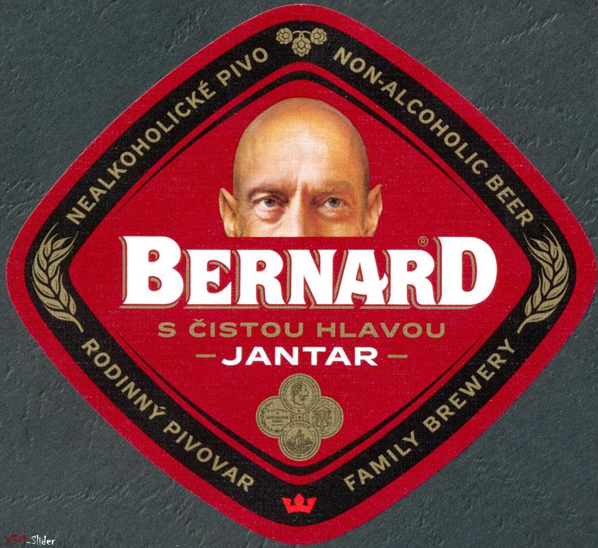 Bernard S Cistou Hlavou Jantar - Non-Alcoholic beer