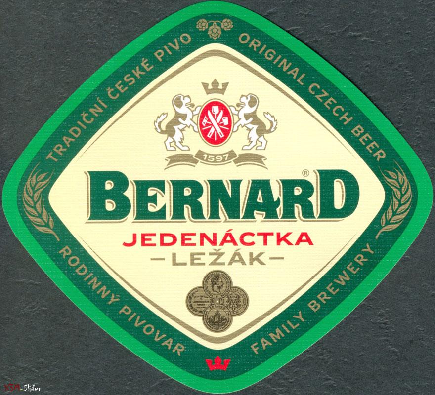 Bernard Jedenactka Lezak