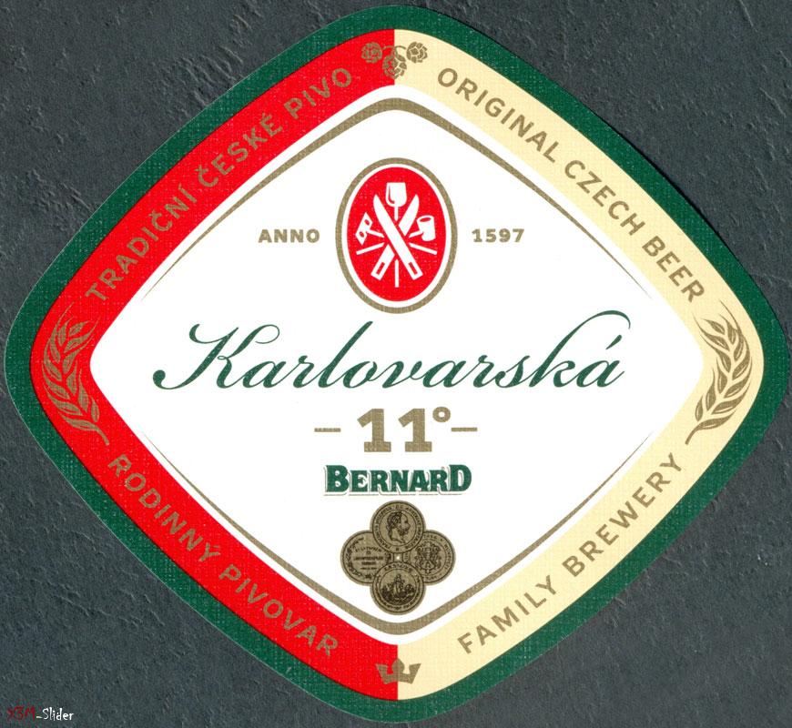 Bernard - Karlovarska