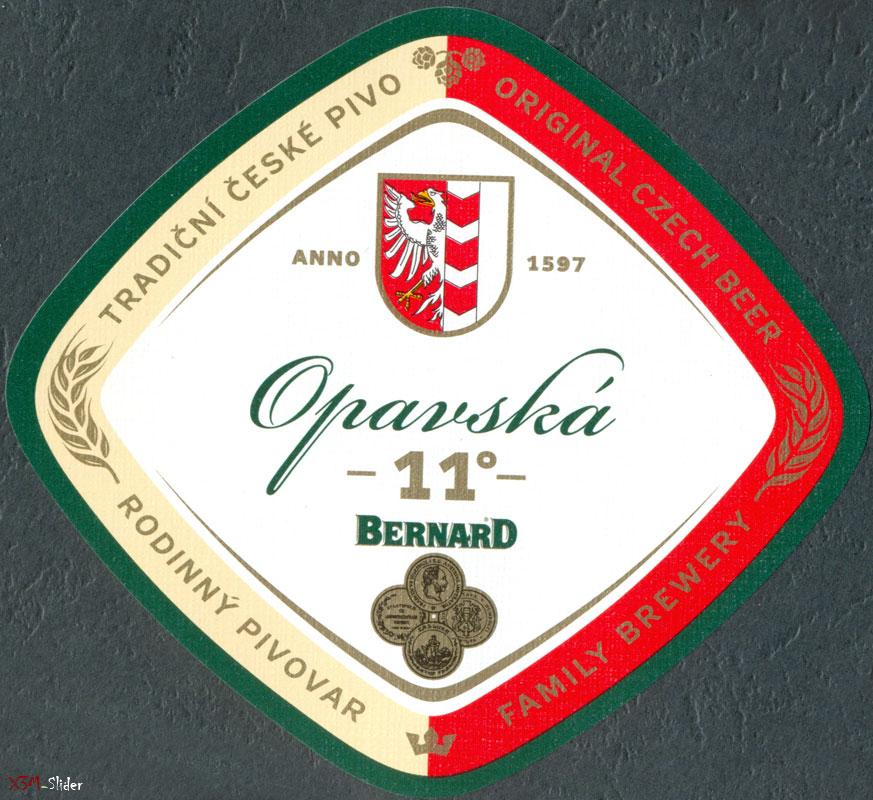 Bernard Opavska