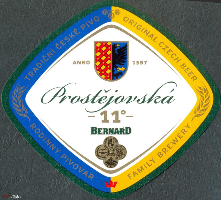 Bernard Prostejovska