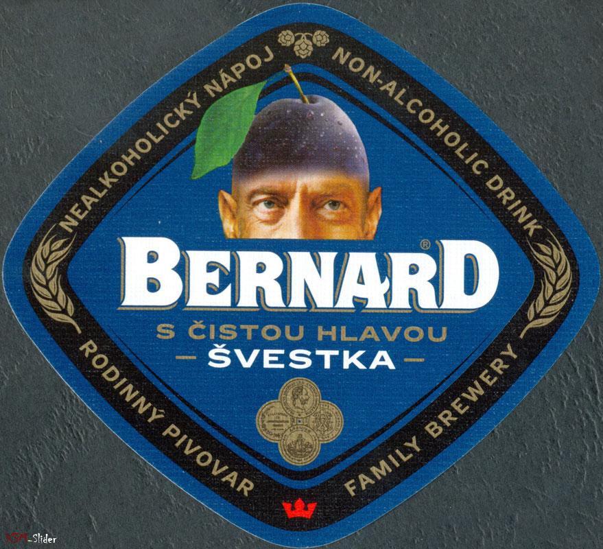 Bernard S Cistou Hlavou - Svestka