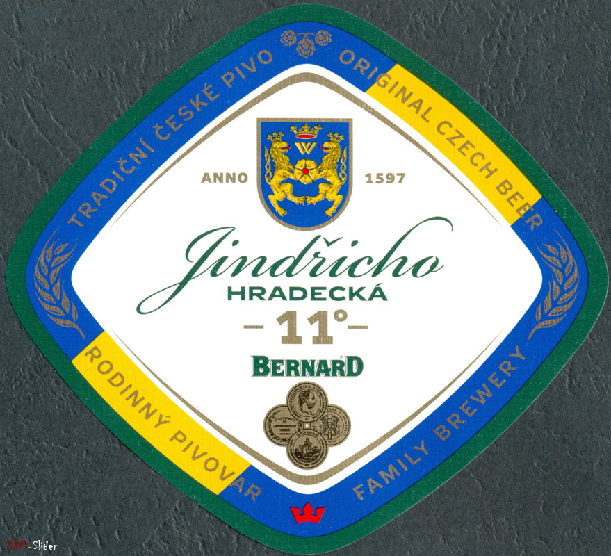 Bernard Jindricha Hradecka