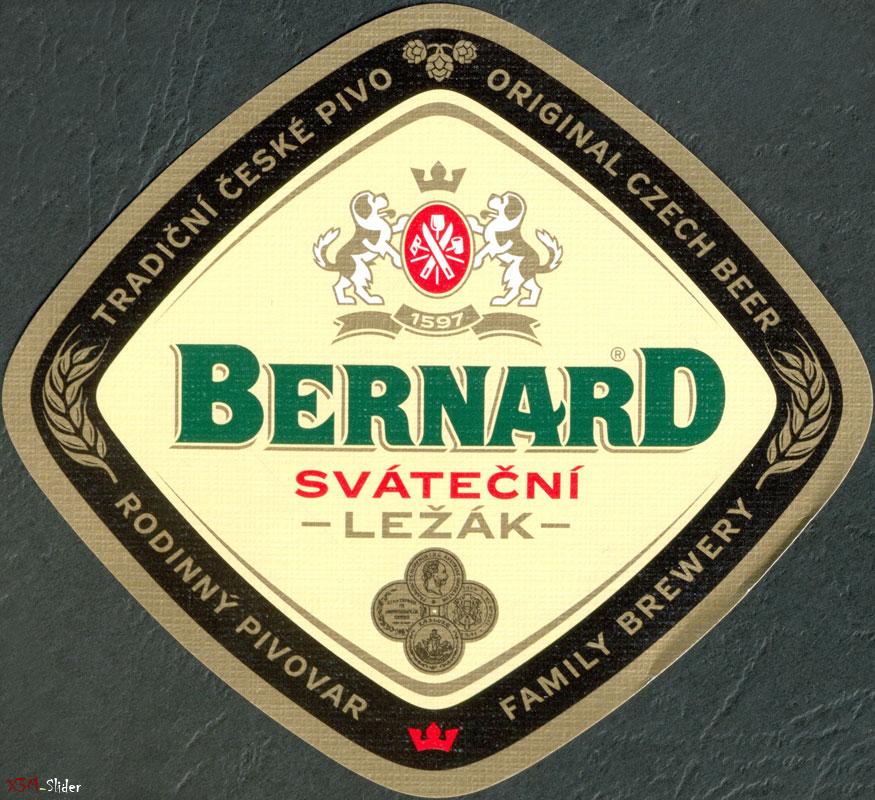 Bernard - Svatecni Lezak