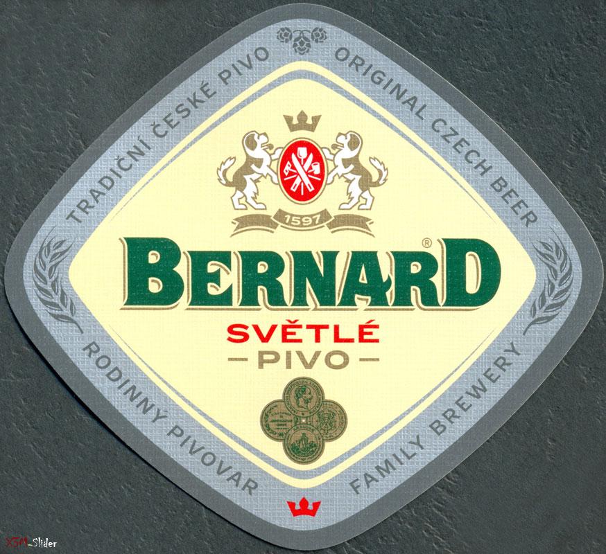 Bernard - Svetle Pivo