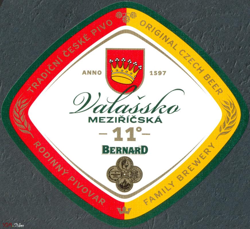 Bernard - Valassko Meziricska