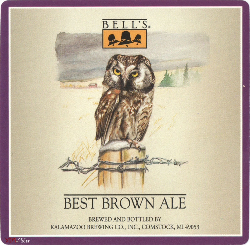 Best Brown Ale - Bells