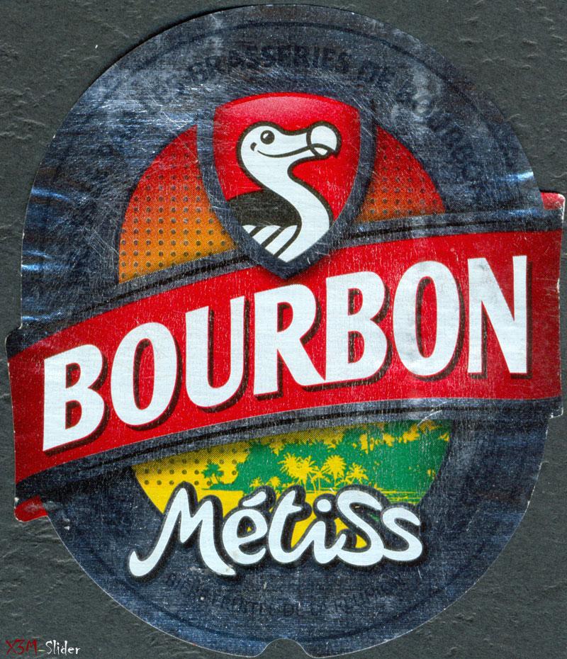 Bourbon Metiss - Brasserie de Bourbon