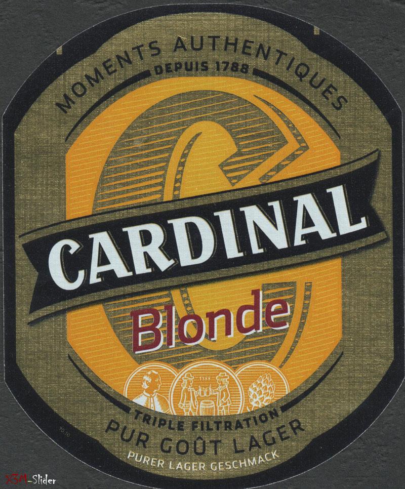 Carginal - Blonde