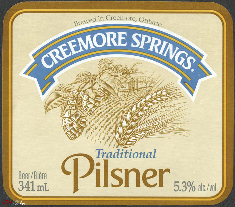 Creemore Springs - Traditional Pilsner