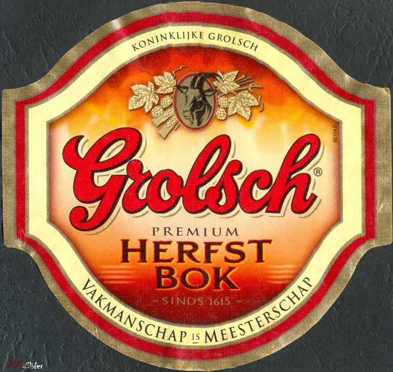 Grolsch - Premium Herfst Bok