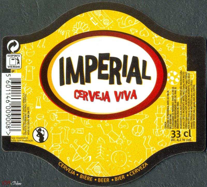 Imperial Cerveja Viva 33 cl