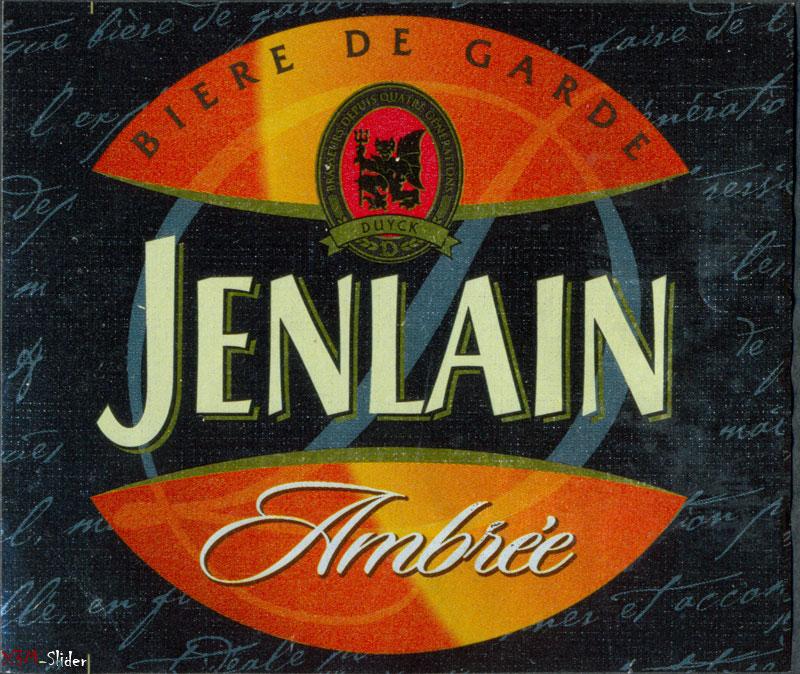 Jenlain Ambree - Duyck - Biere de Garde