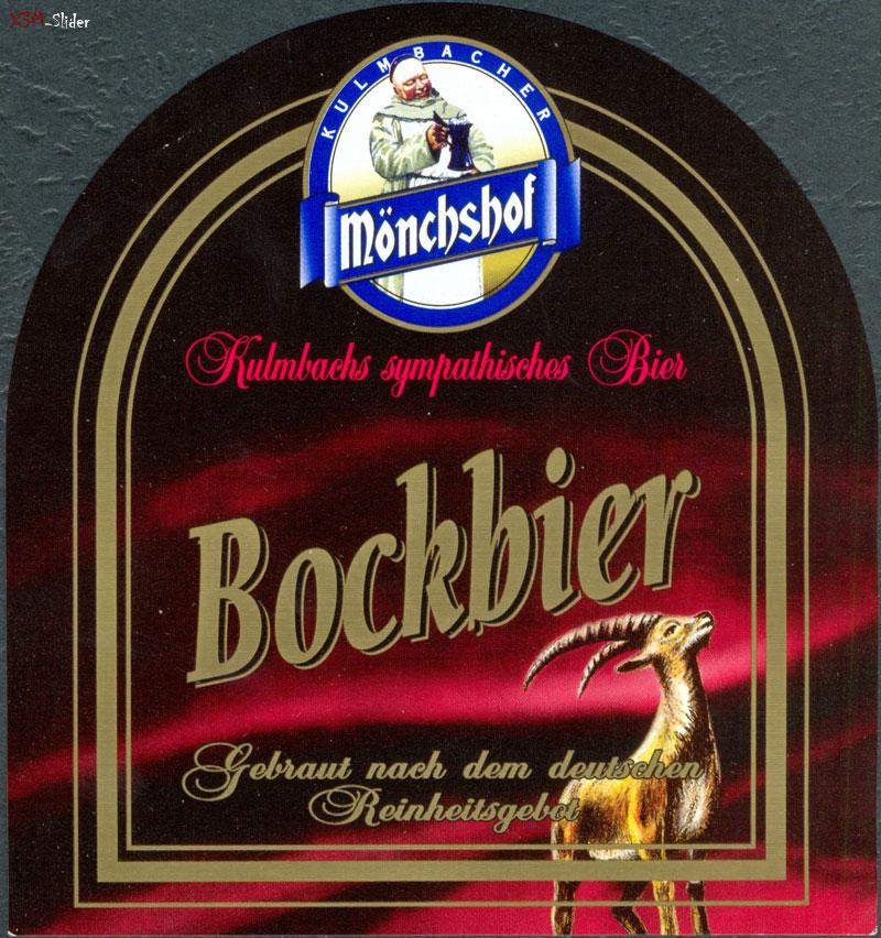 Kulmbacher Monchshof - Bockbier