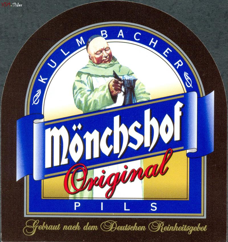 Kulmbacher Monchshof - Original Pils