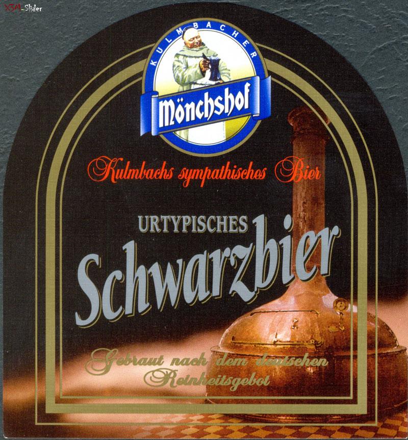 Kulmbacher Monchshof - Urtypisches Schwarzbier