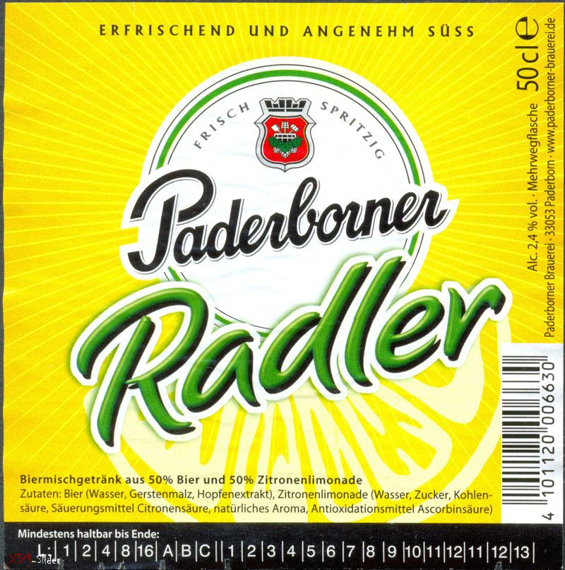 Paderborner Radler