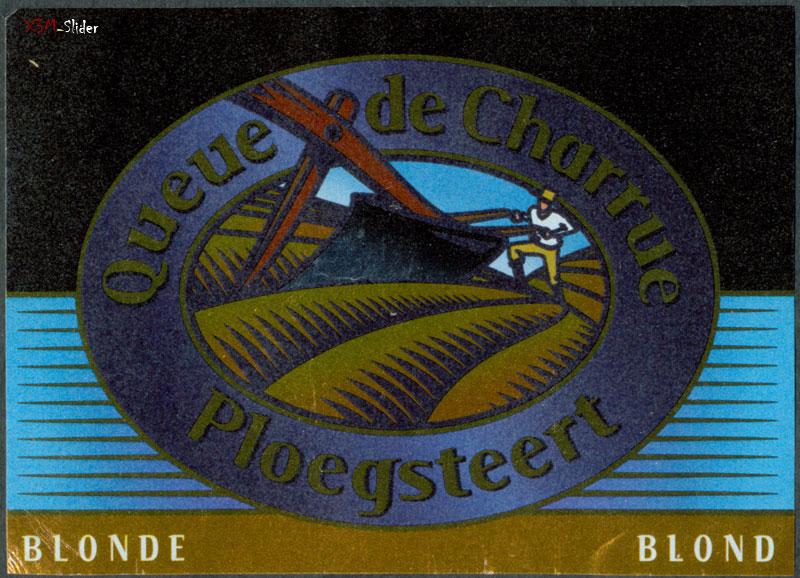 Queue de Charrue Ploegsteert - Blonde