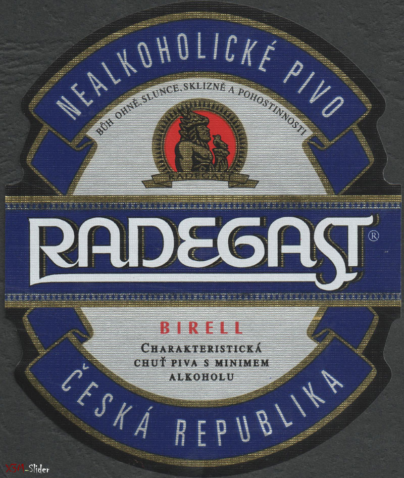 Radegast - Nealkoholicke pivo - Birell