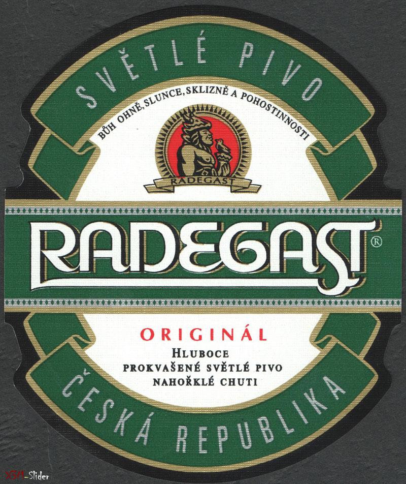 Radegast - Original - Svetle Pivo