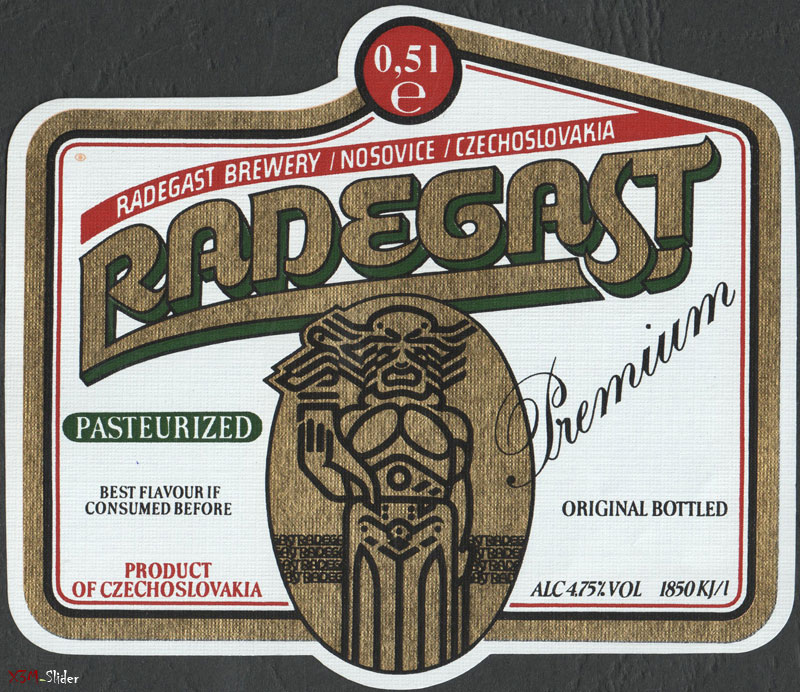 Radegast - Premium - Pasterized