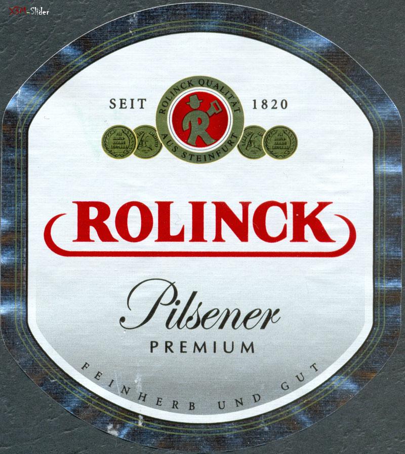 Rolinck Pilsener premium