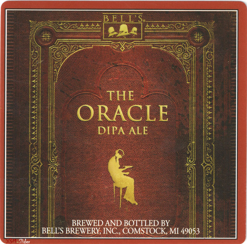 The Oracle Dipa Ale - Bells