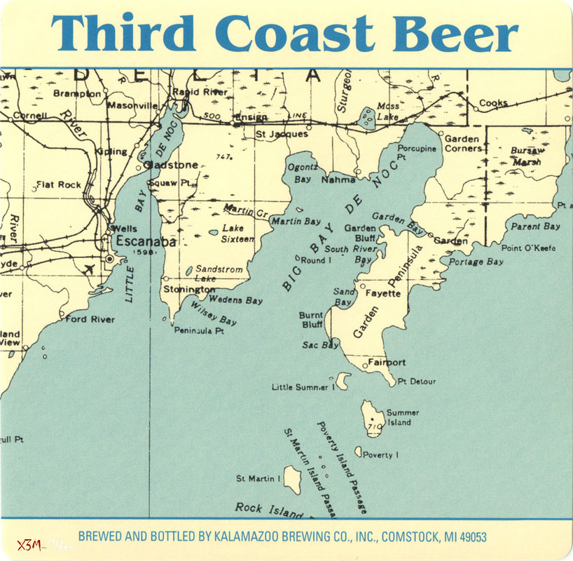 Third Coast Beer - Bells