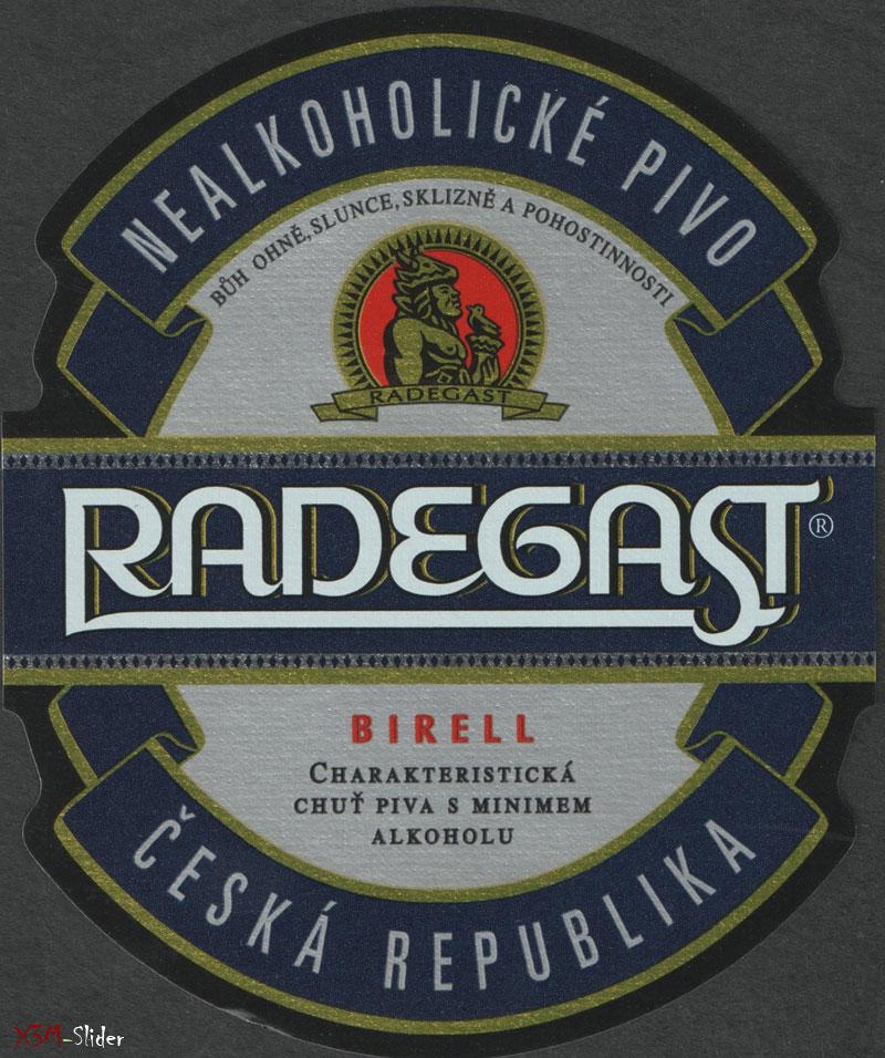 Radegast - Nealkoholicke pivo - Birell (другой цвет)
