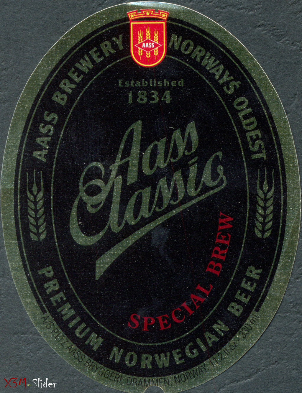 AASS - Classic - Special Brew