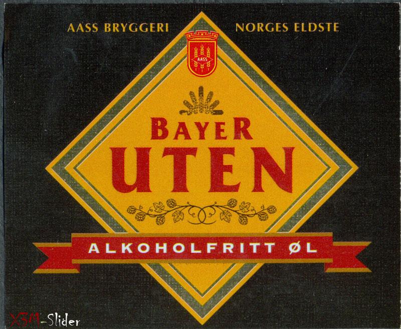 Aass Bayer Uten - Alkoholfrittt OL