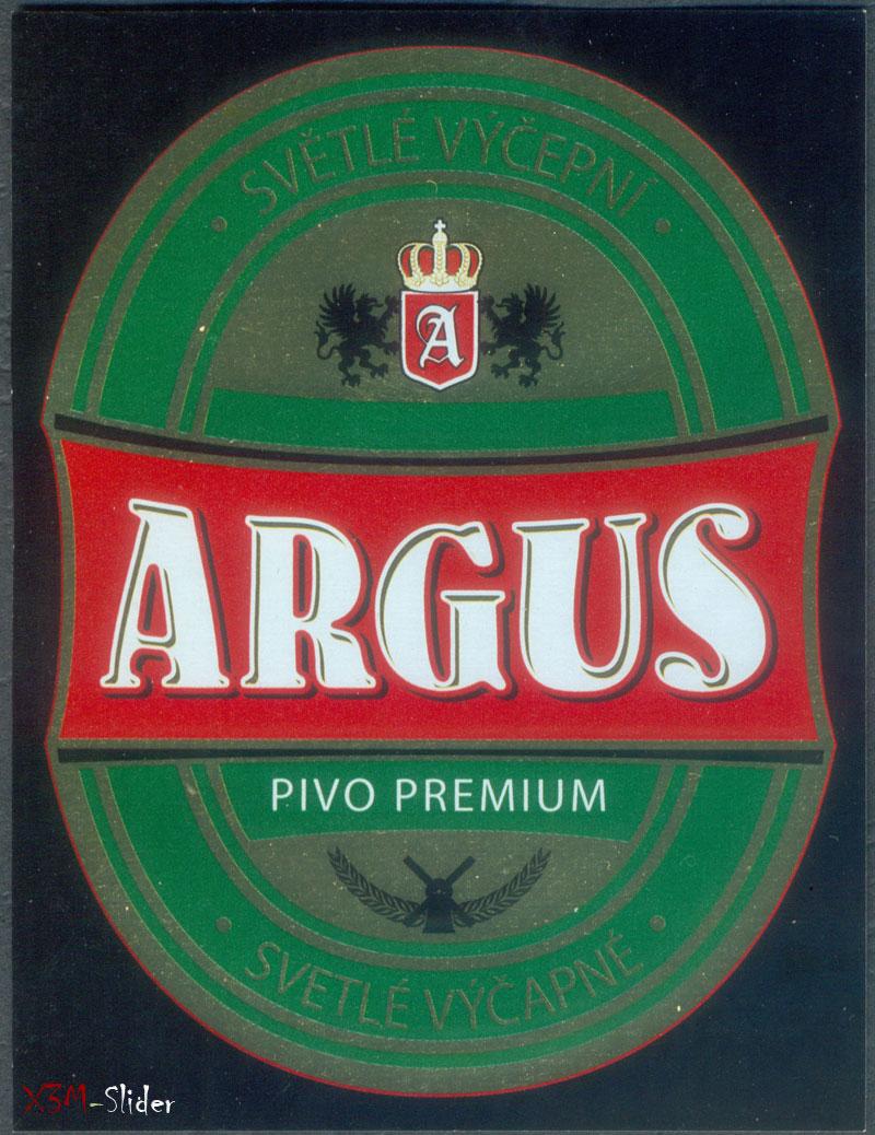 Argus - Svetle Vycapne - Pivo Premium