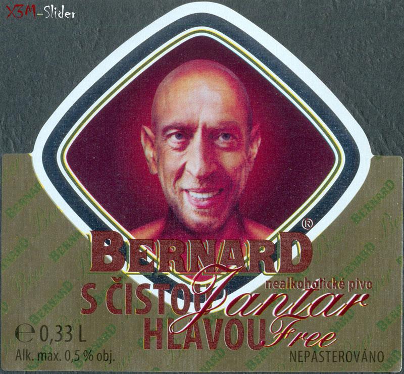 Bernard - S Сistou Hlavou - Jantar free