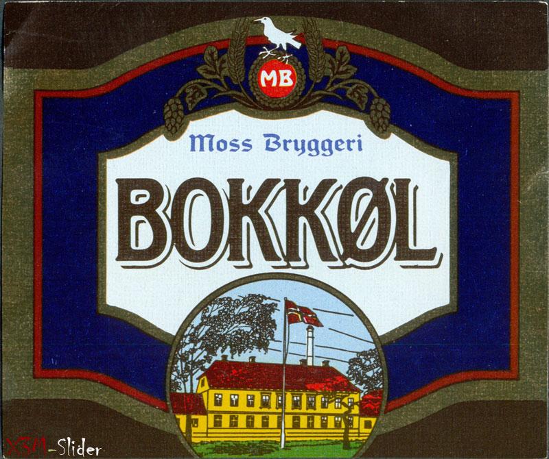 Bokkol - Moss Bryggeri
