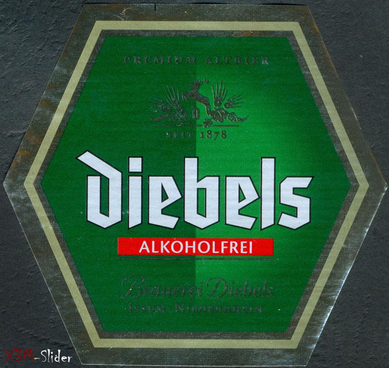 Diebels - Alkoholfrei