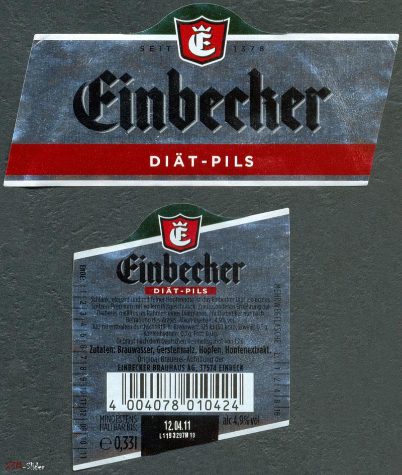 Einbecker - Diat Pils