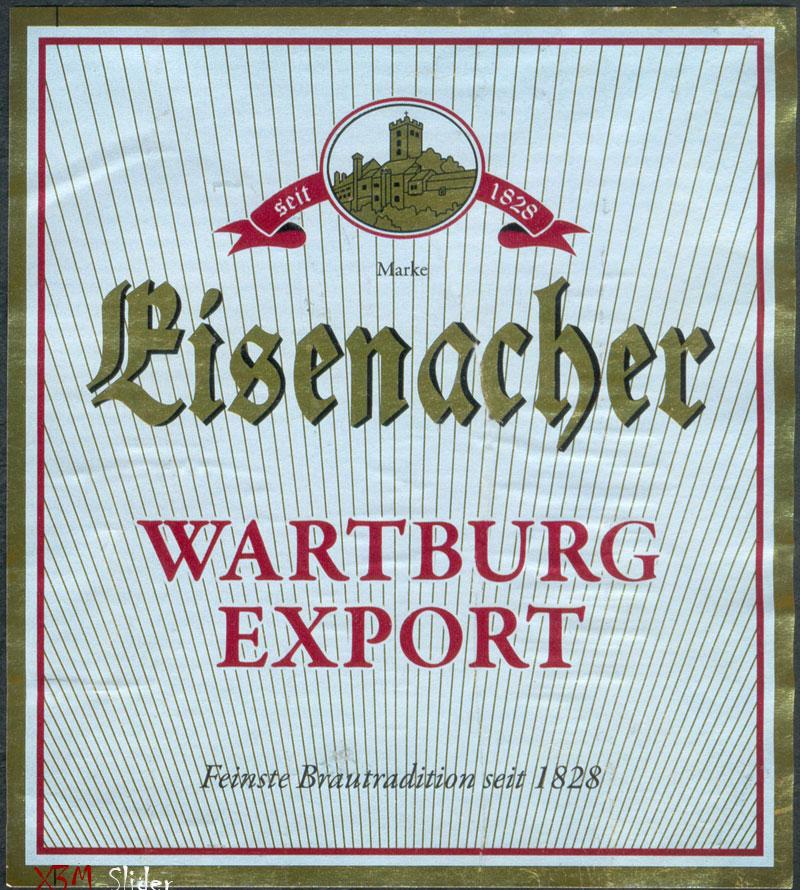 Eisenacher Wartburg Export