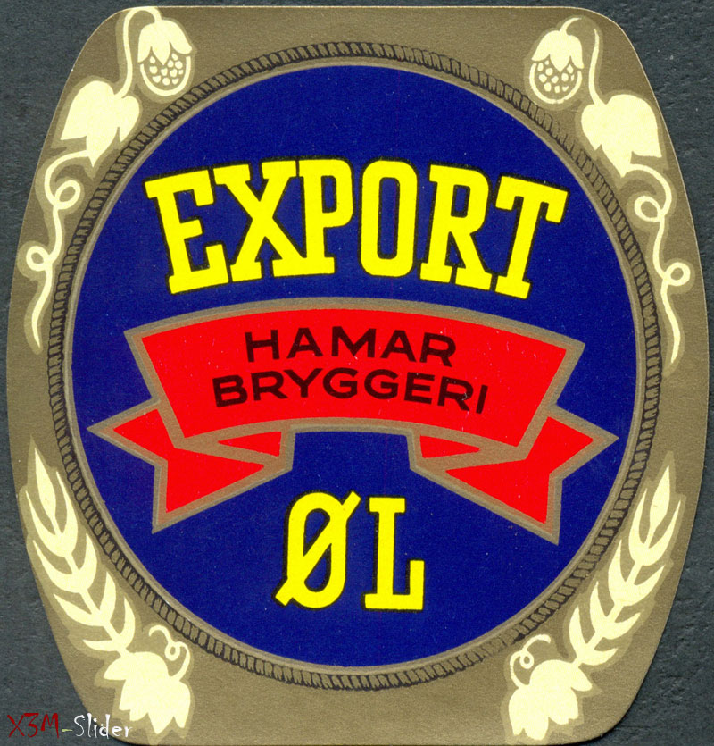 Export - Hamar Bryggeri - OL