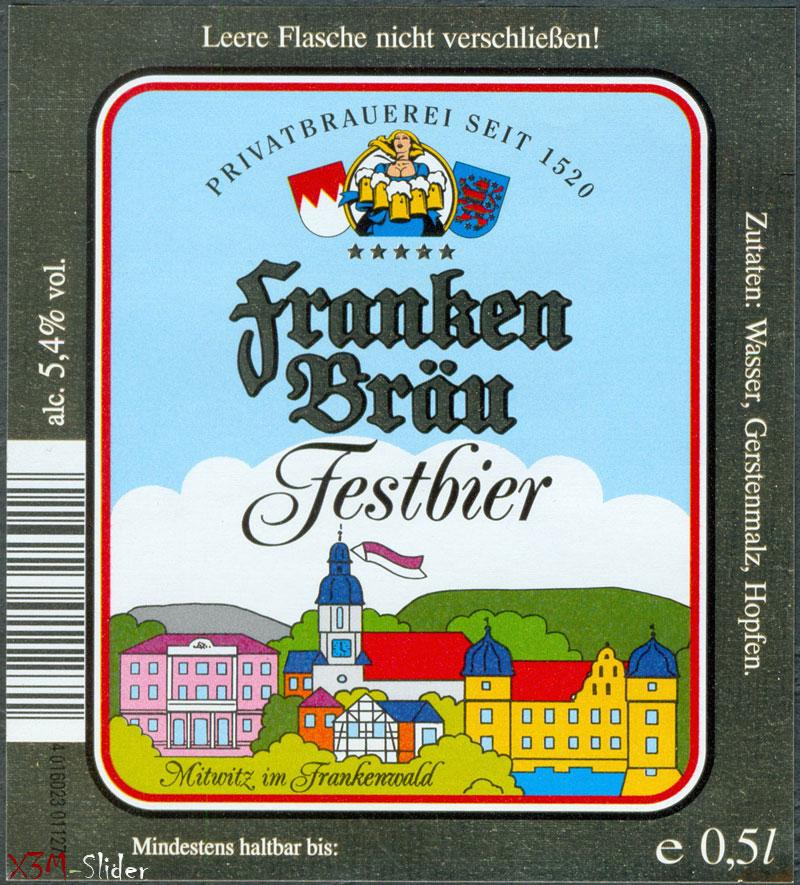 Franken Brau - Festbier