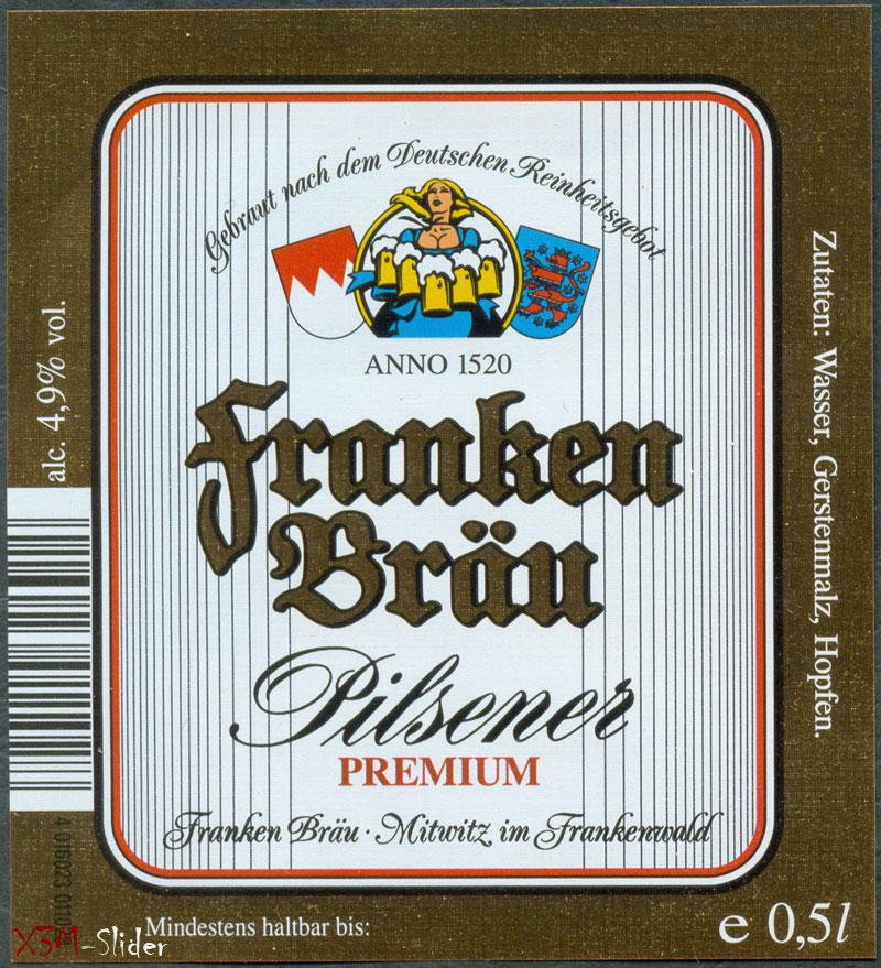 Franken Brau - Premium Pilsener