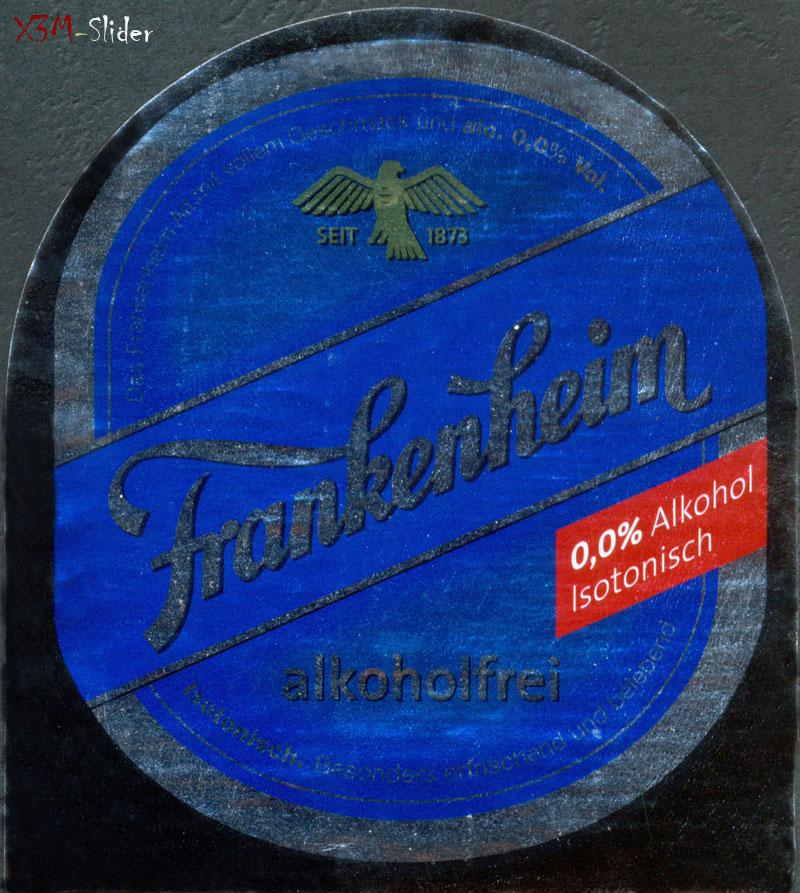 Frankenheim - alkoholfrei
