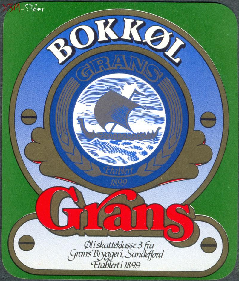 Grans - Bokkol