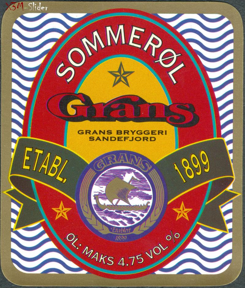 Grans - Sommerol