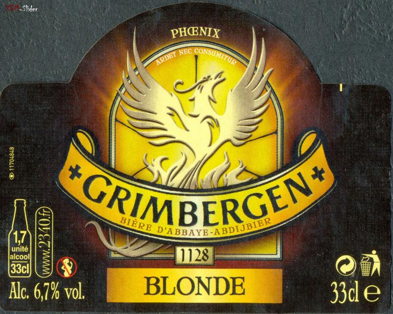 Grimbergen - Blonde 0,33