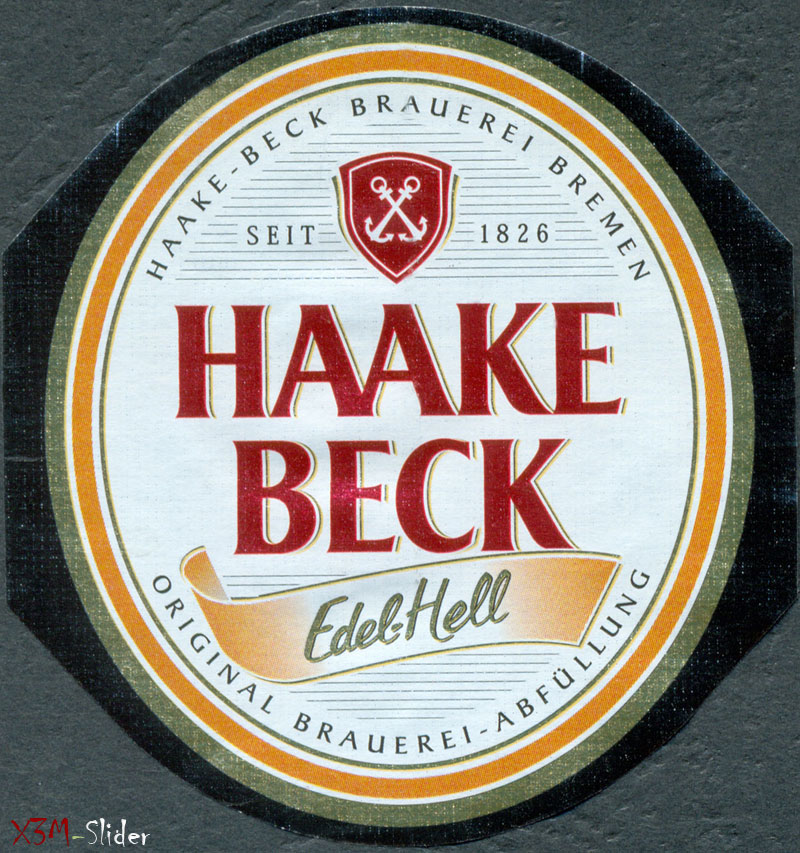 Haake Beck - Edel-Hell
