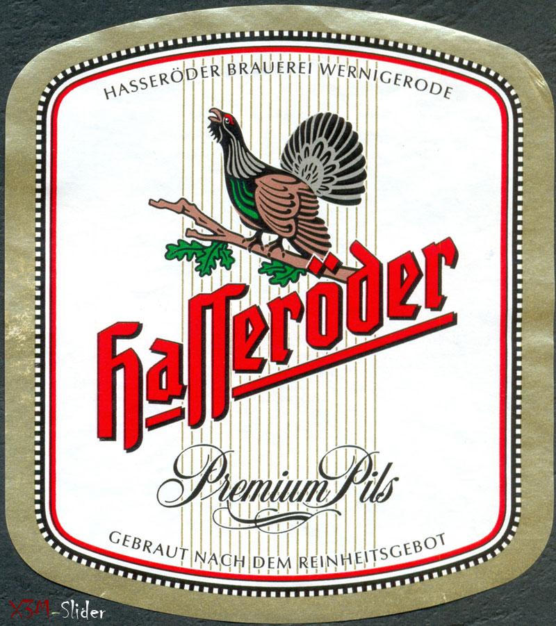 Hasseroder - Premium Pils